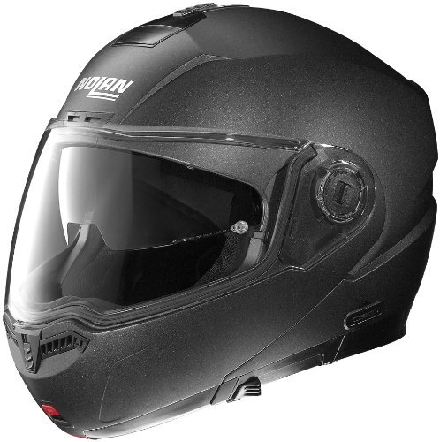 Nolan N104 Helmet (Black Graphite, Medium) (Nolan N104 Modular compare prices)