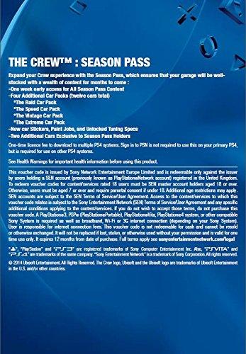 The Crew Season Pass Online Code galerija
