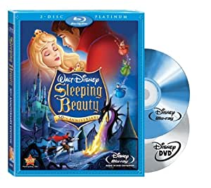 Sleeping Beauty (Two-Disc Platinum Edition Blu-ray)
