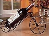 Wine Bottle Holder Tabletop - Bicycle