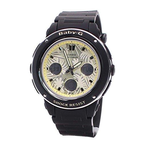 Casio Ladies Baby-G Analog-Digital Casual Quartz Watch (Asia Model) BGA-150F-1A