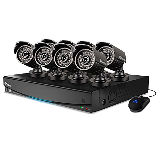 Swann 8 Channel 960H Security System with...