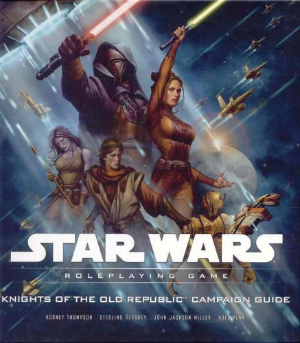 Knights of the Old Republic Campaign Guide (Dungeons & Dragons)