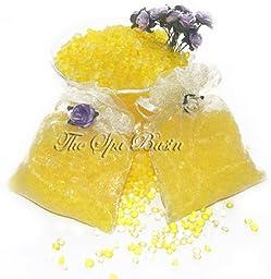 Scented Sachet Potpourri Bags/ Lemon Verbena/2 Bags/Freshen Your Closets, Lingerie Bags, Laundry Bags, Bathroom.
