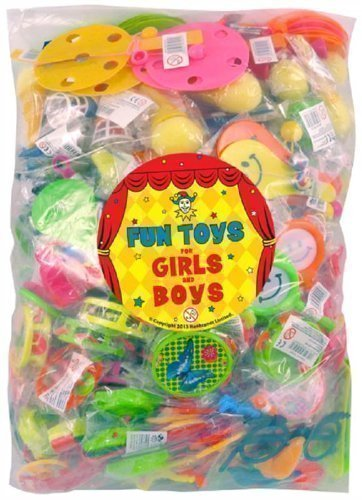 100 toys pinata party bag fillers favours fete lucky dip - Piscine gonfiabili per bambini toys ...