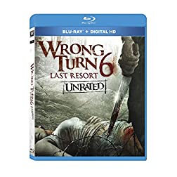Wrong Turn 6: Last Resort [Blu-ray]