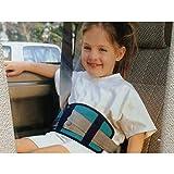 Vine Auto seguridad infantil cubierta de proteccion ajustador hombro cinturon de seguridad titular