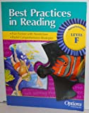 Best Practices in Reading: Level F