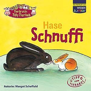 Hase Schnuffi Hörbuch
