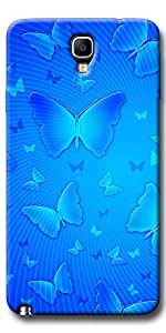 DigiPrints Designer Back Cover For Samsung Galaxy Note 3 Neo-Multi Color