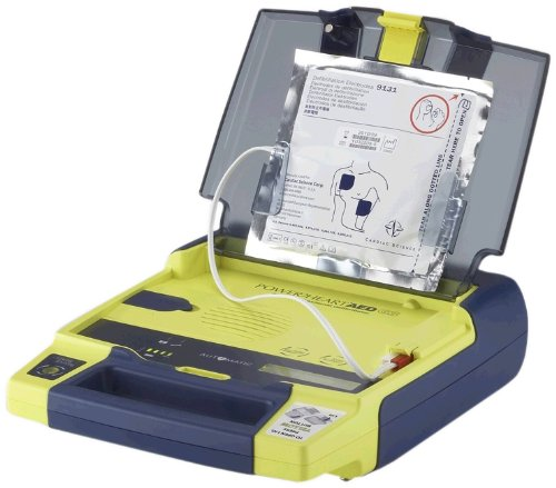 Cardiac Science Powerheart AED G3 Fully Automatic Plus Defibrillator with AED Training Course