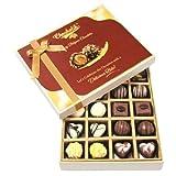 Chocholik Belgium Chocolates - 20pc Milk And White Chocolate Treat