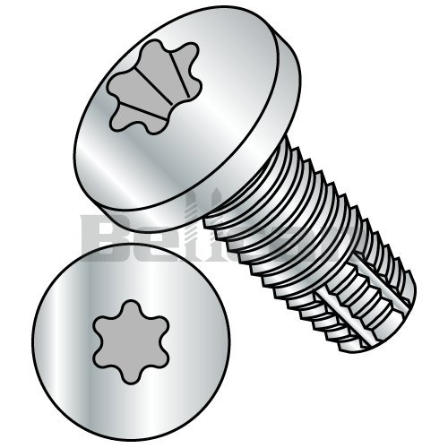 2-56 X 3//16 Phillips Pan Type F Thread Cutting Screw 410 Stainless Steel Package Qty 100