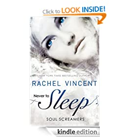 Never to Sleep (A Soul Screamers short story)