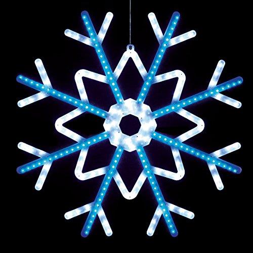 aussen-innen-weihnachtsbeleuchtung-schneeflocke-silhouette-368-leds-blau-und-weiss-blinkend-90cm