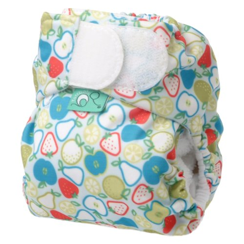TotsBots Teenyfit Tuttifruiti Version 2 Mini Pack Nappy (5 Pack,5lbs-12lbs)