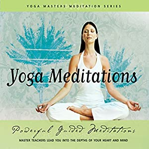 Yoga Meditations Collection Audiobook