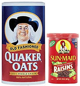 Quaker Oats Old Fashioned Oatmeal 42 Oz And