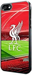 Liverpool FC 3D Hard Shell for Apple iPhone 5/ 5S - Red