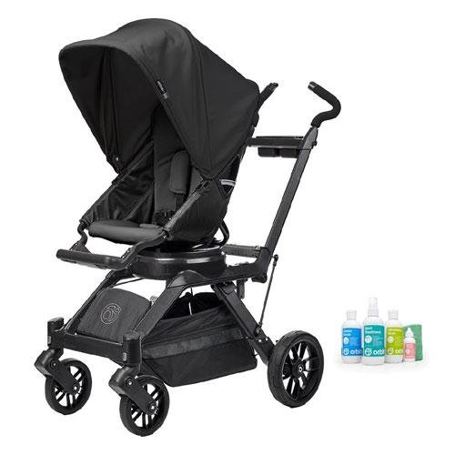 Orbit Baby G3 Complete Stroller Package Black With Free Orbit Baby Spa Kit