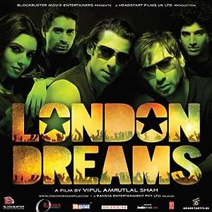 London Dreams Movie Poster (11 x 17 Inches - 28cm x 44cm) (2009) Indian Style D -(Salman Khan)(Ajay Devgan)(Om Puri)(Asin)(Aditya Roy Kapoor)(Lee Nicholas Harris)