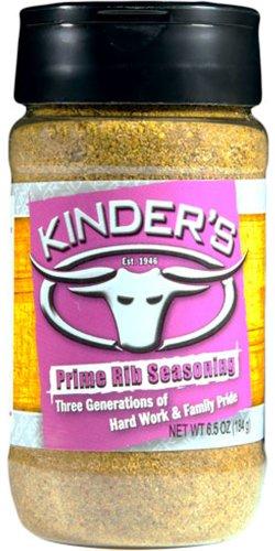Kinder'S Prime Rib Seasoning
