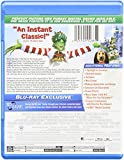 Image de Dr. Seuss' How The Grinch Stole Christmas (Blu-ray Combo Pack (Blu-ray + DVD))