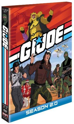 Gi Joe Real American Hero: Season 2 [DVD] [Import]