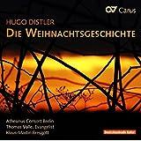 Distler: Die Weihnachtsgeschichte Op.10/Motetten