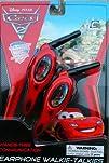 Disney Pixar Cars 2 Earphone Walkie-T…