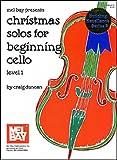 Mel Bay Christmas Solos for Beginning Cello