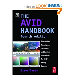 Mon premier blog page 3 the avid handbook intermediate techniques strategies and survival information for avid editing systems fandeluxe Gallery