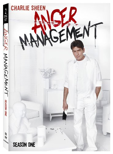 Anger Management: Season One starring Charlie Sheen and Noureen DeWulf