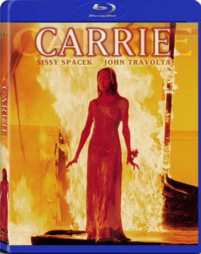 Cover art for  Carrie [Blu-ray]
