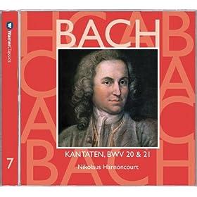 "Cantata No.20 O Ewigkeit, du Donnerwort BWV20 : XI Chorale - ""O Ewigkeit, du Donnerwort"" [Choir]"