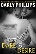 Dare to Desire: An Alpha Billionaire Sports Romance (Dare to Love Book 2)