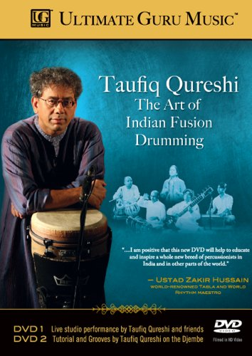 The Art of Indian Fusion Drumming