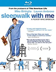 Sleepwalk With Me [Blu-ray]