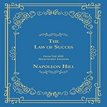 The Law of Success: From the 1925 Manuscript Lessons Audiobook by Napoleon Hill Narrated by Jason McCoy