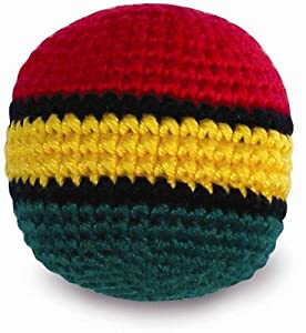 Association #1002 Sipa-Sipa Footbag, Assorted Colors: Toys & Games