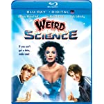 [US] Weird Science (1985) [Blu-ray + UltraViolet]