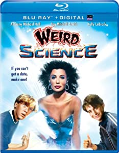Weird Science (Blu-ray + Digital Copy + UltraViolet)
