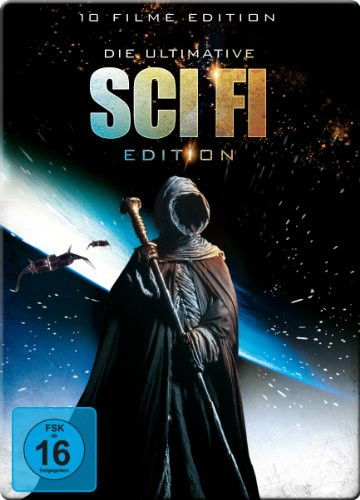 Die ultimative Sci Fi Edition [3 DVDs in einer Metallbox] (10 Filme Edition)