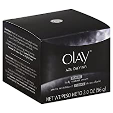 Olay Age Defying Renewal Cream, Daily, Classic, 2 oz (56 g)