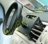 Ktech CAR AIR VENT MOUNT with EASYPORT holding ring for TOMTOM XL Classic/ 22 series / Assist / Traffic