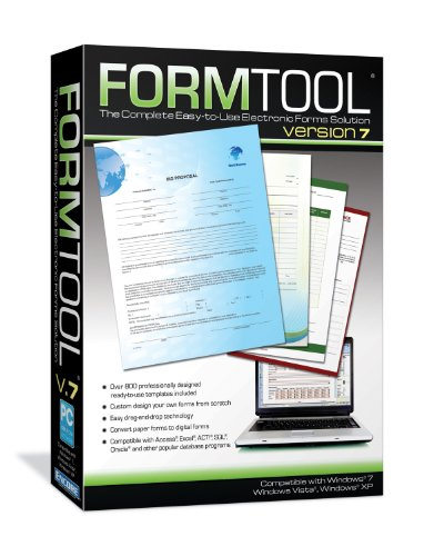 Formtool 7 Standard Business Tool