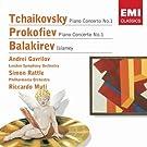 Prokofiev/Tchaikovsky: Piano Concertos etc.