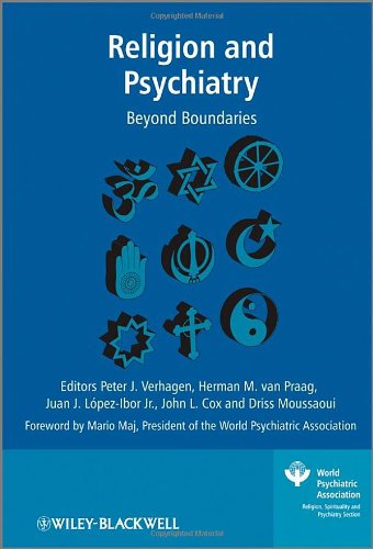 Religion and Psychiatry: Beyond Boundaries