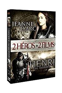 Coffret 2 Héros - 2 Films (Henri de Navarre + Jeanne D'Arc)