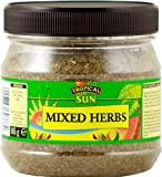 Tropical Sun Dried Mixed Herbs - 165g